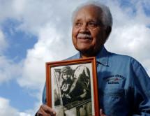 Tuskegee Airman Leo Gray