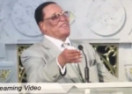 Dr. Benjamin Chavis asks question to Minister Louis Farrakhan on behalf of NNPA