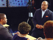 "Press Room: Award-Winning Journalist Roland S. Martin Kicked Off His ""School Choice is the Black Choice"" Initiative at Howard University"