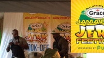 Grace Jamaican Jerk Festival held November 13, at Markham Park