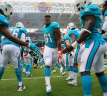 Miami Dolphins Are Rolling, Winners of Three Straight Games!
