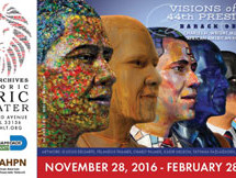 The Black Archives Historic Lyric Theater kicks off 40th anniversary with The Visions of Our 44th President Barack Obama Exhibition