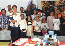 Nazhi Thee Baker, Angel Foundation, Inc., offers 'A little slice of heaven without getting sick'