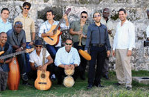 The Havana Cuba All-Stars performed at the Kravis Center