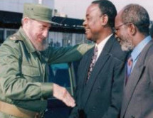 NNPA President Benjamin Chavis recalls Fidel Castro's fight against Apartheid