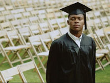 Black people who attend white universities – here's why you're so stressed out