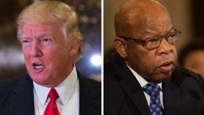 Donald-Trump-John-Lewis