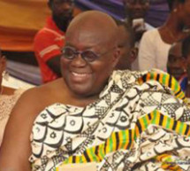 New Ghanaian Leader Slips Up At Swearing-in