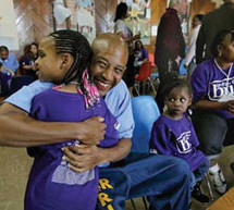 Children of incarcerated parents need mentors