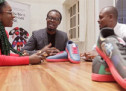New Black-owned smart shoe line has bluetooth capabilities that can connect to smart phones and tablets