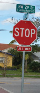 hankerson-street-sign