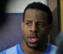 Andre Iguodala causes controversy