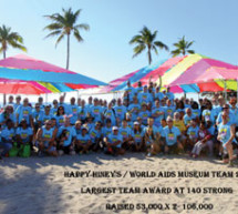 Florida AIDS Walk/Happy Hiney/WAM Team for 2017.