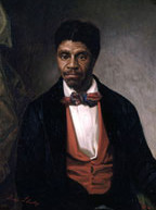 The descendants of Dred Scott and Chief Justice Roger B. Taney meet