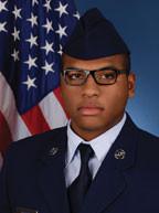 U.S. Air Force Airman Frederick D. Dixson