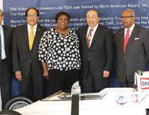 Volkswagen Group of America celebrates Black American racers