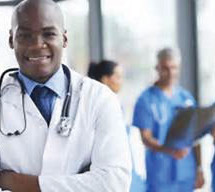Black doctors earn less than whites
