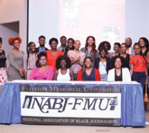 The Florida Memorial University (FMU) chapter of the National Association Of Black Journalist(NABJ)