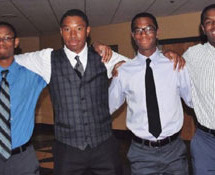 Quadruplet brothers all get accepted to Prestigious Harvard and Yale