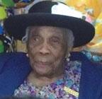 Happy Birthday Rosa Lee Williams