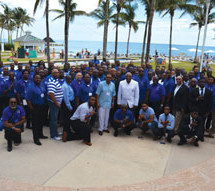 Sigmas take over Freeport for Regional Conference