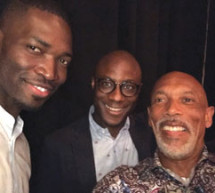 The African Heritage Cultural Arts Center in Miami was honored to provide a world class Homecoming for two of its brothers, Tarrell McCraney and Barry Jenkins