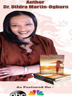 "Author and Motivational Speaker, Dr. Dildra Martin-Ogburn, will host a book signing & free reception on the ""power of positive thinking"""