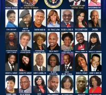 2017 Presidential Lifetime Achievement Award Honorees