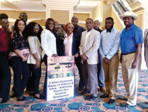 B-CU students and faculty attend the 32nd Annual Preventing Crime in the Black Community Conference