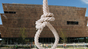Tourists found a noose in the National Museum of African American History and Culture's exhibit on segregation.                                                                         (Freddie Allen/AMG/NNPA)