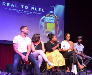 Competition Winner Janlatae Mullins (center) and the cast of Soul Fire.