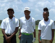 The next generation honored at the African American Golfers Hall of Fame Weekend