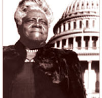 Dr. Bethune gains official nomination for Capitol Statue