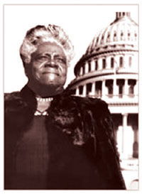 Dr. Mary McLeod Bethune Top Choice for Statue in the Capitol.