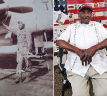 Oldest surviving Tuskegee Airman, 102, talks racial discrimination: 'It hasn't s topped'