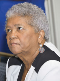 Newly-elected Chairwoman of the NNPA Dorothy Leavell wants the group to be the primary source of information about ESSA for the Black community. (Freddie Allen/AMG/NNPA)