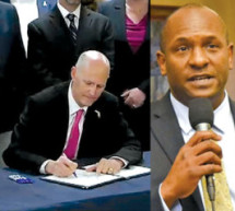 Governor Scott signs Representative Bobby DuBose's Bill to help victims of wrongful incarceration
