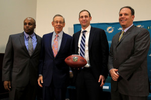 Stephen+Ross+Miami+Dolphins+Introduce+Adam+kcTBRMdsmBCl