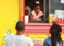 Seven-year-old running her own food truck