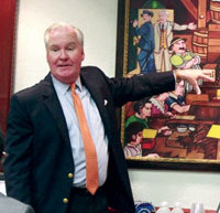 FABOM meets with Mayor Buckhorn about the diversity of opportunities in Tampa's future