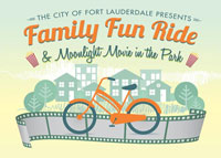 Fun Ride Event on Saturday, July 22, 2017 from 5 to 10 p.m., at Osswald Park, 2220 N.W. 21 Ave., Fort Lauderdale, Fla.