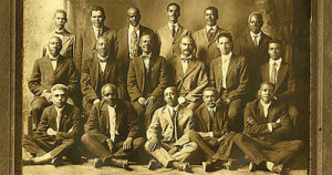 Founding directors of First State Bank in Danville, Va.                 (Photo credit: Virginia Center for Digital History)