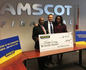 AMSCOT-FINANCIAL