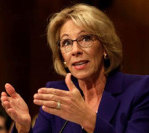 Betsy DeVos tries to apologize for her HBCU comments