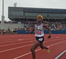 Cha'iel Johnson sets new AAU Club Nationals record