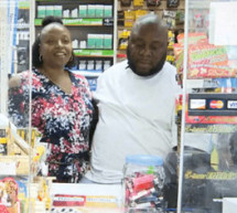 Couple opens first Black-owned gas station in this town, local resident are inspired