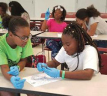 Hampton student builds bridge between young Black girls and the sciences