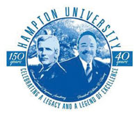 Hampton University to mark 150 years since founding, 40th anniversary of President Dr. William R. Harvey