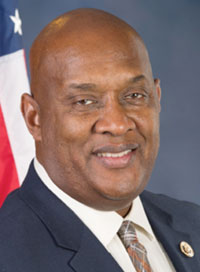 Congressman Dwight Evans says that our Middle Neighborhoods are being squeezed, because they aren't poor enough or wealthy enough. (Official Photo)