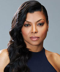 Actress Taraji P. Henson became an ambassador for Alicia Keys' charity Keep a Child Alive, which also raises awareness about HIV. (Black AIDS Institute)